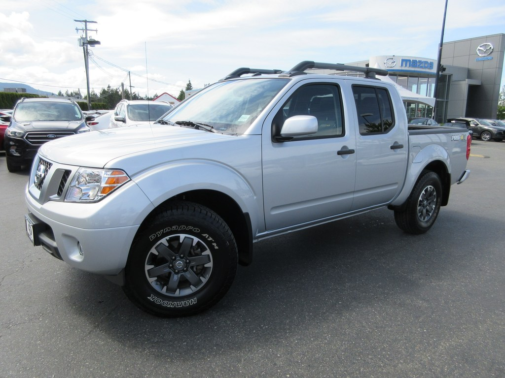 Pre-Owned 2019 Nissan Frontier PRO4X
