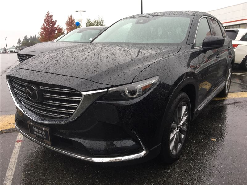 New 2018 Mazda CX-9 Signature Sport Utility in Nanaimo #M18-39 ...