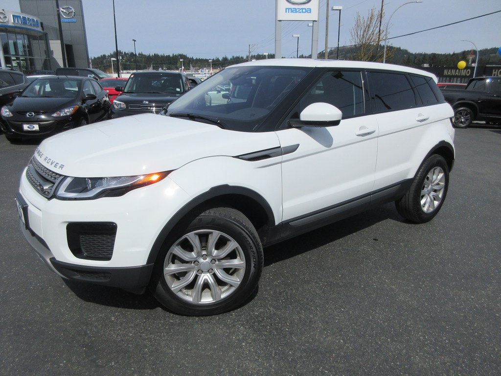 Pre-Owned 2018 Land Rover Range Rover Evoque SE