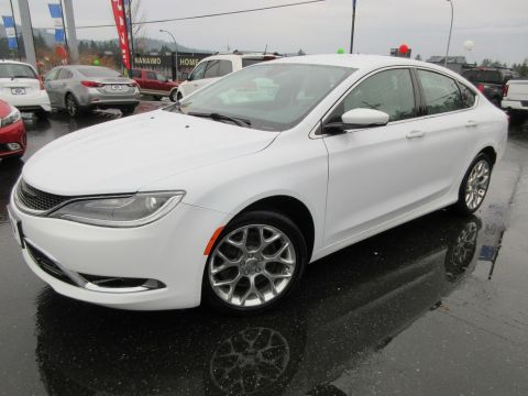 Pre-Owned 2016 Chrysler 200 C AWD