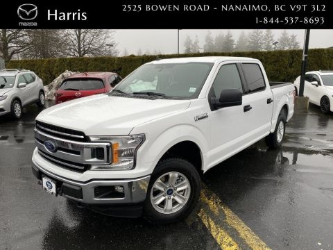 2019 Ford F-150 Low Kms!! Great on Fuel Almost new