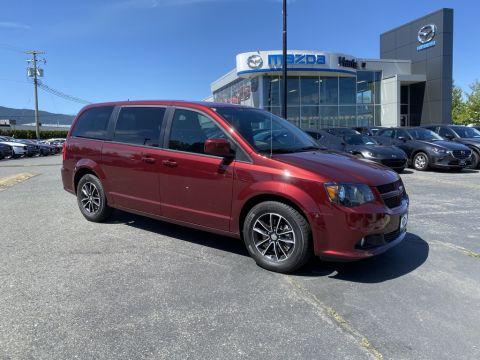 2019 Dodge Grand Caravan GT WITH NO ACCIDENTS & HEATED SEATS!!