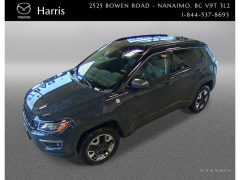 Pre-Owned 2017 Jeep Compass 4x4 Sport Utility