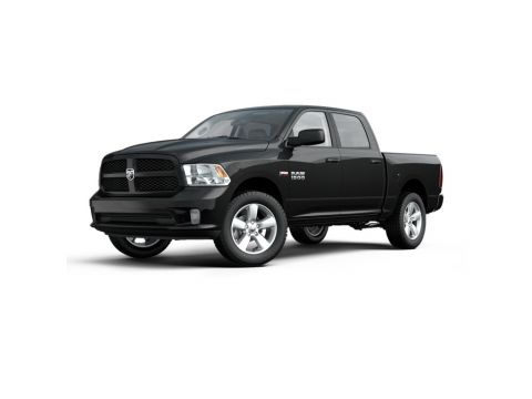 2016 Ram 1500 ST Crew Cab 4x4 truck ready for work and Fun!!