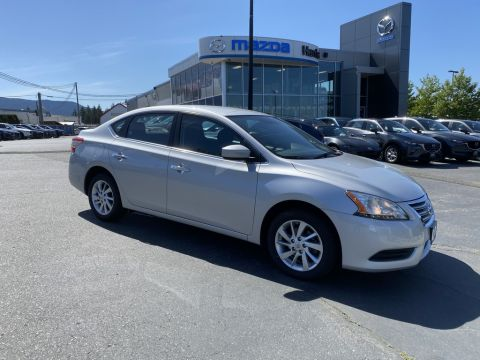 2015 Nissan Sentra NO ACCIDENTS & KEY LESS ENTRY !!