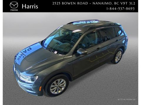2019 Volkswagen Tiguan NO ACCIDENTS & TOUCH SCREEN DISPLAY!!