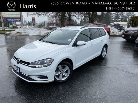 Certified Pre-Owned 2019 Volkswagen Golf SportWagen AWD