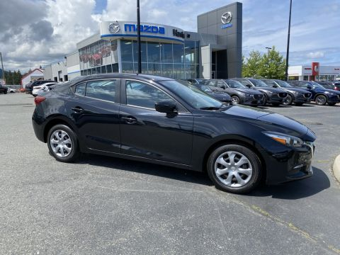 Pre-Owned 2018 Mazda3 FWD Sedan