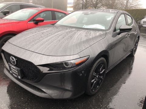 New 2020 Mazda3 Sport With Navigation & AWD