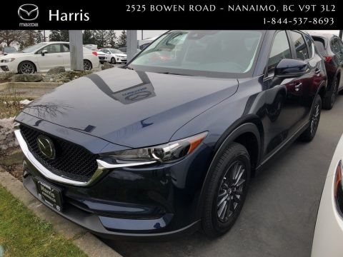 2019 Mazda CX-5 GS With HEATED Steering Wheel & LED Headlights