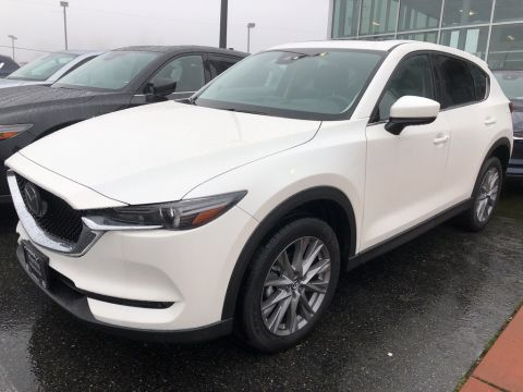 New 2020 Mazda CX-5 With Navigation & AWD