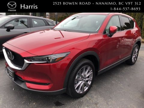 New 2019 Mazda CX-5 With Navigation & AWD