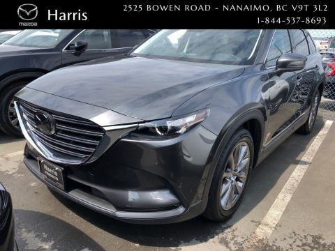 2019 Mazda CX-9 GS-L  With Heated Seats & Rear view backup camera