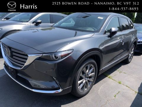 2019 Mazda CX-9 GT With 360 view & Bose sound system