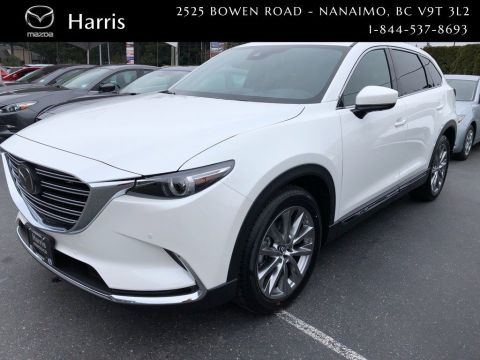 2019 Mazda CX-9 GT With NAVIGATION & 360 View camera
