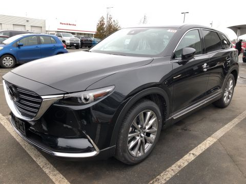 New 2019 Mazda CX-9 With Navigation & AWD