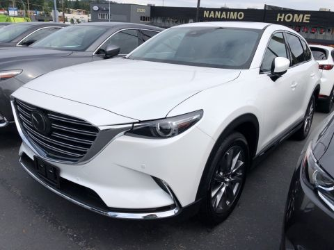 2019 Mazda CX-9 SIGNATURE With Navigation & Heated seats