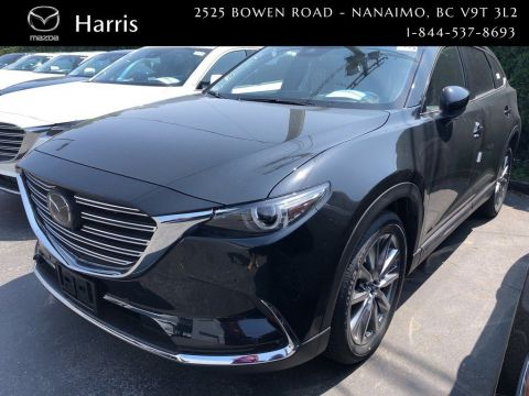 2019 Mazda CX-9 SIGNATURE With Navigation & Heated + Cooled seats