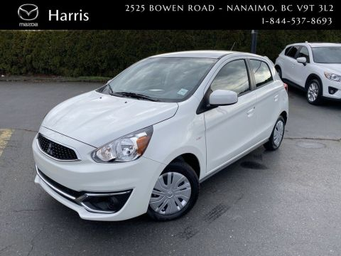 Pre-Owned 2019 Mitsubishi Mirage Sedan