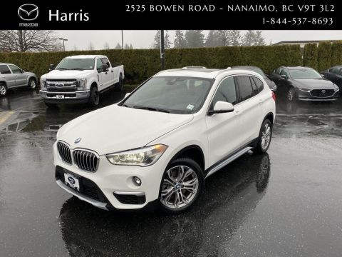 Certified Pre-Owned 2019 BMW X1 With Navigation & AWD